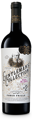Gentleman's Collection 2014 Red Blend Batch number 2 A guide to chivalry and integrity Rule number 2 Forgo frills